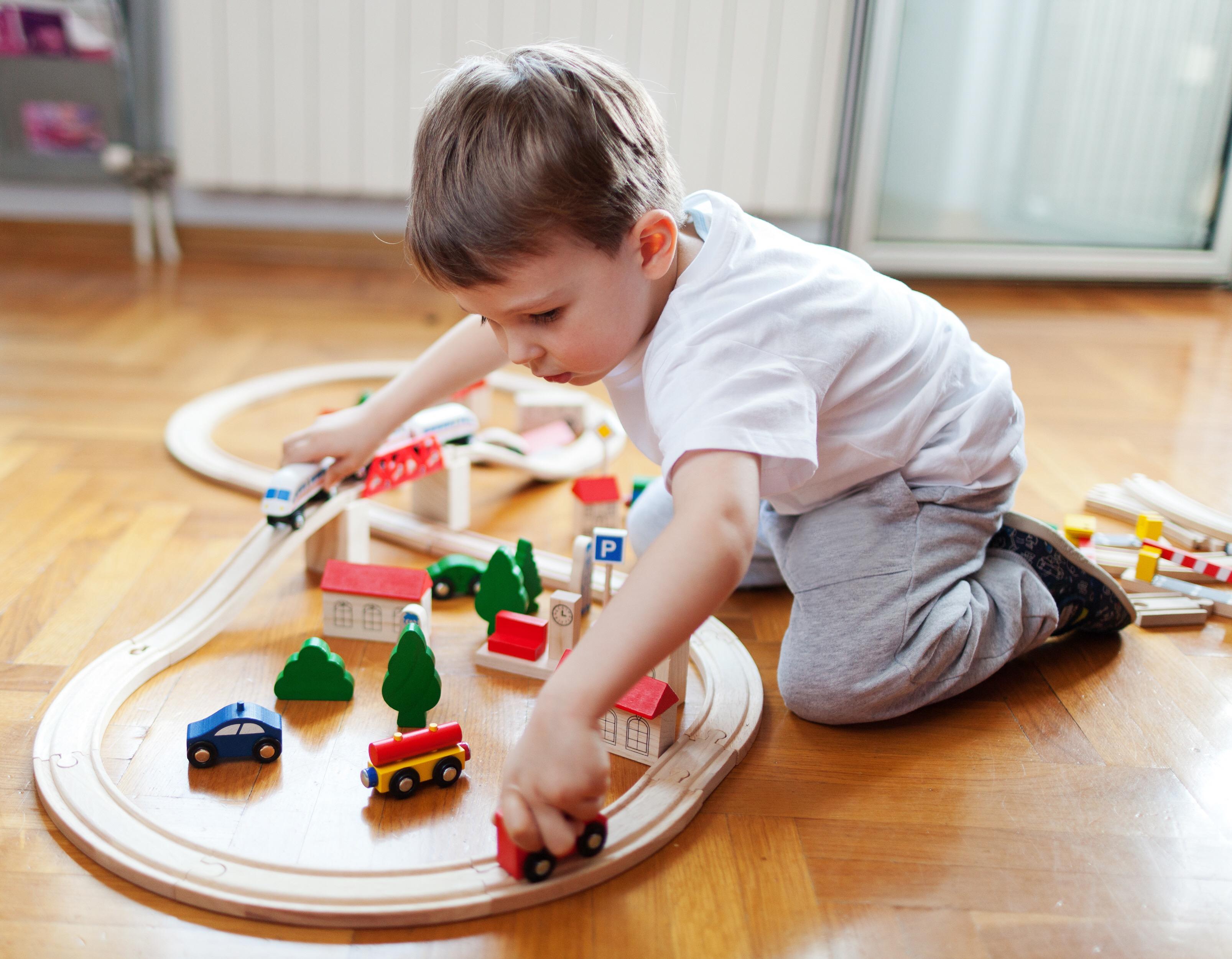 Игра как вариант развития ребенка